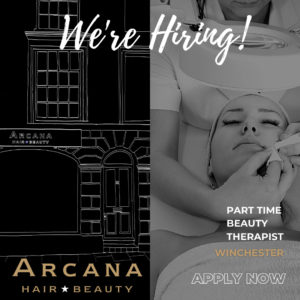 Part-time beauty therapist required