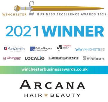 Arcana Wins Award for Customer Service Excellence